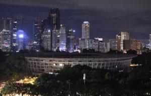 Tujuh Ikon Jakarta Dukung Pelaksanaan Earth Hour 1