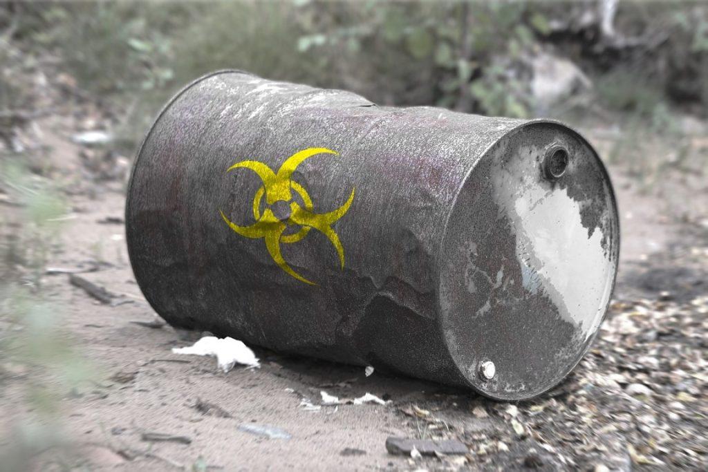 PP Nomor 101 Tahun 2014 - Bab IV Penyimpanan Limbah Bahan Berbahaya dan Beracun 1
